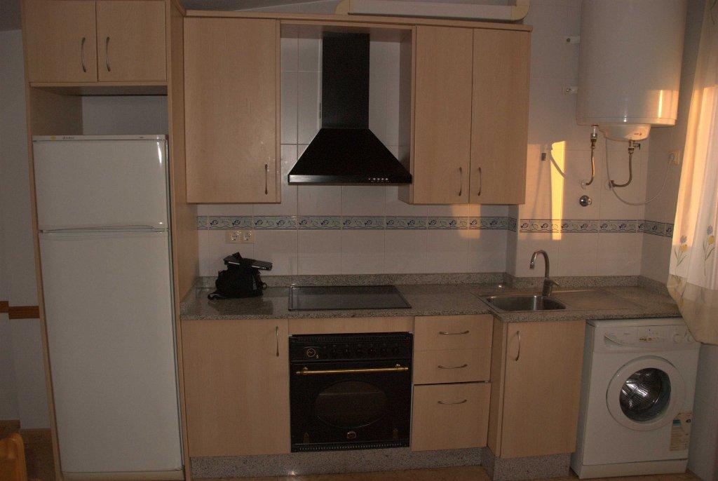Cocina for Cocinas electricas con horno